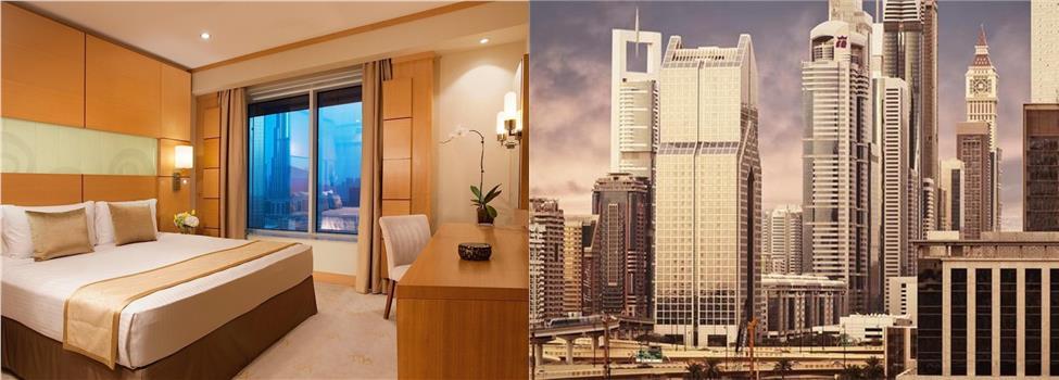 Carlton Downtown Hotel, Downtown Dubai, Dubai, Förenade Arabemiraten