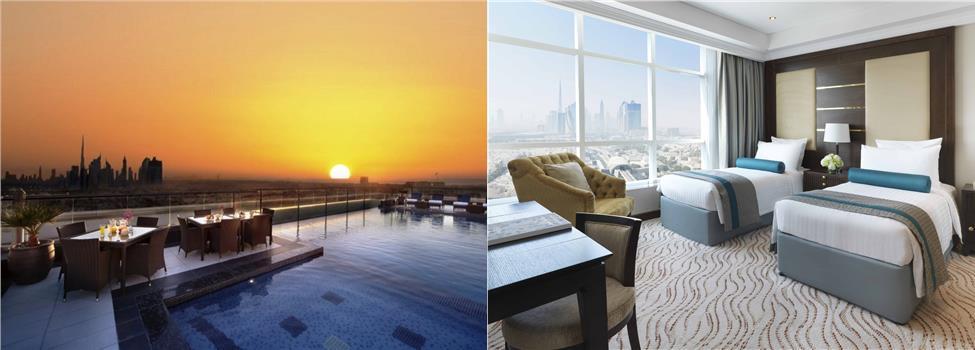 Park Regis Kris Kin Hotel Dubai, Bur Dubai, Dubai, Förenade Arabemiraten