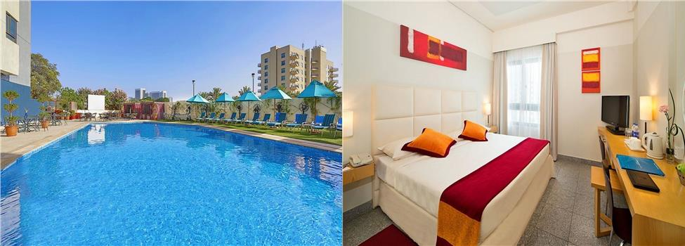 Arabian Park Hotel, Bur Dubai, Dubai, Förenade Arabemiraten