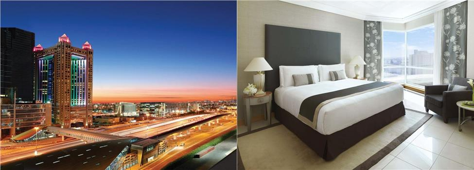 Fairmont Hotel Dubai, Downtown Dubai, Dubai, Förenade Arabemiraten