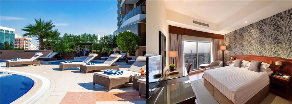 Majestic City Retreat Hotel (ex. Majestic Hotel To, Bur Dubai, Dubai, Förenade Arabemiraten