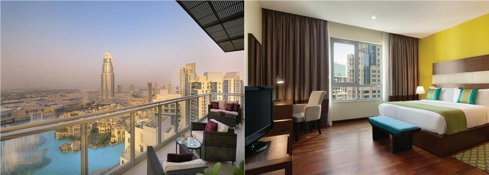 Ramada by Wyndham Downtown Dubai (ex Ramada Downto, Downtown Dubai, Dubai, Förenade Arabemiraten