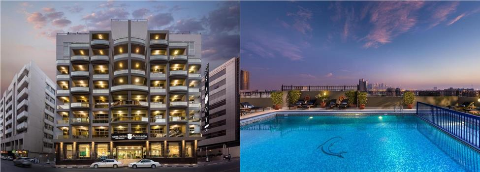 Savoy Central Hotel Apartments, Bur Dubai, Dubai, Förenade Arabemiraten