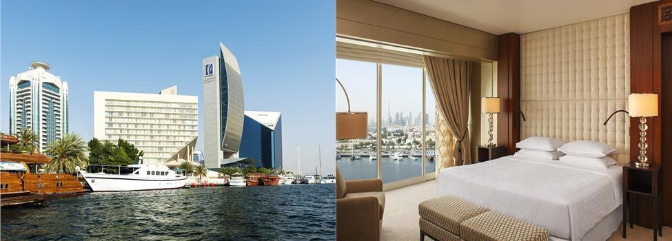 Sheraton Dubai Creek Hotel and Towers, Deira, Dubai, Förenade Arabemiraten