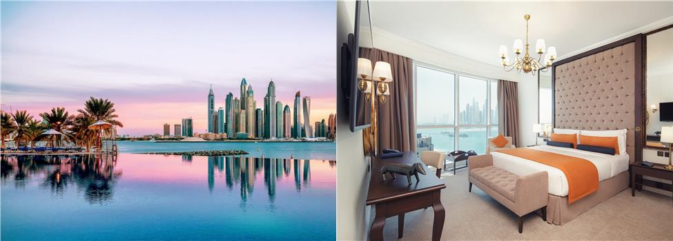 Dukes The Palm, A Royal Hideaway Hotel (ex Dukes D, Jumeirah Beach, Dubai, Förenade Arabemiraten