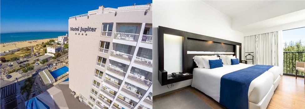Jupiter Algarve Hotel, Praia da Rocha, Algarve, Portugal