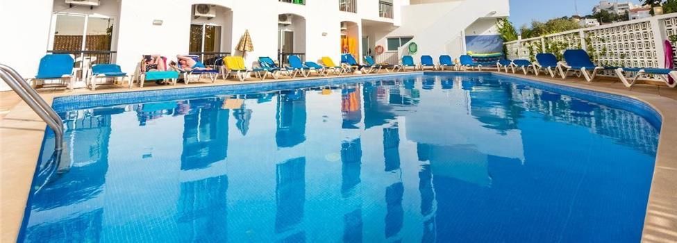 Vila Recife Hotel, Albufeira, Algarve, Portugal