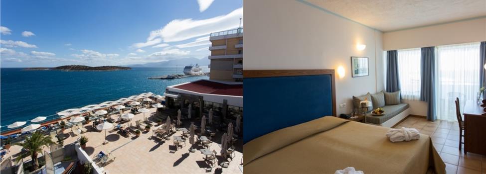 Dessole Hermes Hotel (ex IBEROSTAR Hermes), Agios Nikolaos, Kreta, Grekland