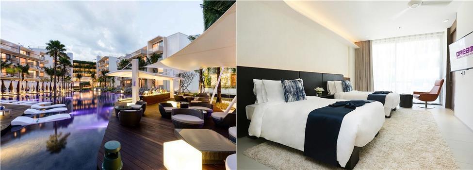 Dream Phuket Hotel and Spa, Bangtao Beach, Phuket, Thailand