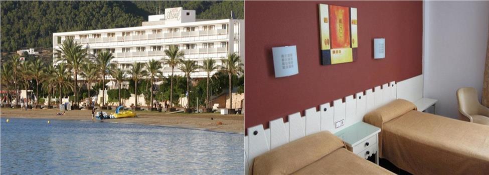 Arenal Hotel, San Antonio, Ibiza, Spanien