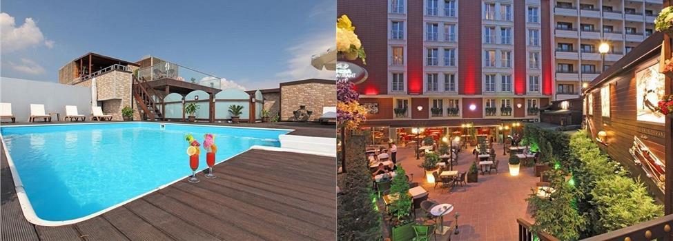 Vicenza Hotel, Istanbul, Istanbul, Turkiet
