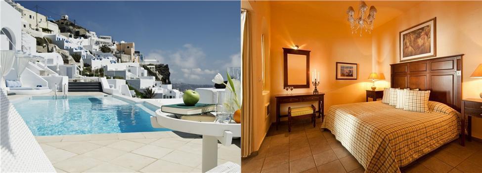 Andromeda Villas and Spa Resort, Imerovigli, Santorini, Grekland