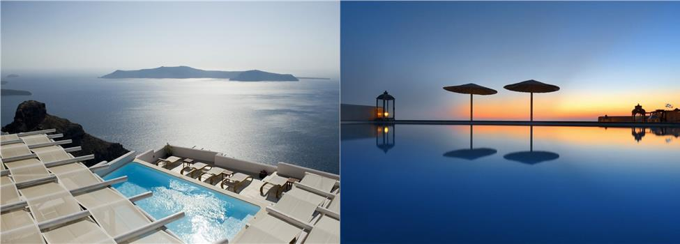 Gold Suites, Imerovigli, Santorini, Grekland