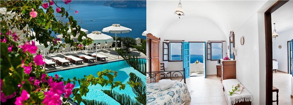 Nikos Villas, Oia, Santorini, Grekland