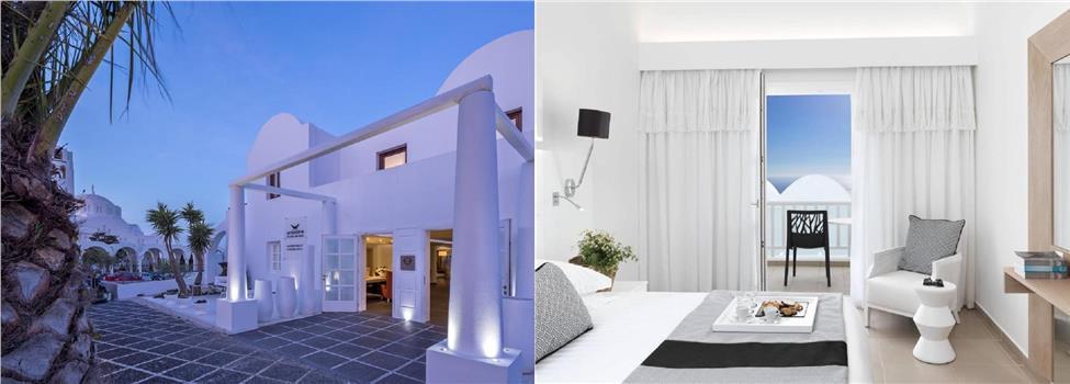 Aressana Spa Hotel and Suites, Thira, Santorini, Grekland