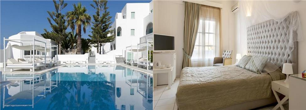 Daedalus Hotel, Thira, Santorini, Grekland