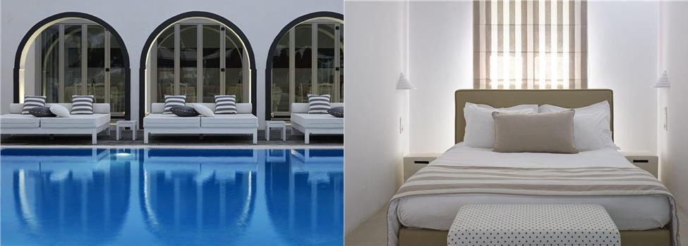 Kalisti Hotel and Suites (ex Kallisti Thera Hotel), Thira, Santorini, Grekland