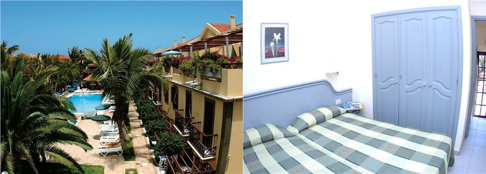 Maspalomas Oasis Club Bungalows, Maspalomas, Gran Canaria, Kanarieöarna
