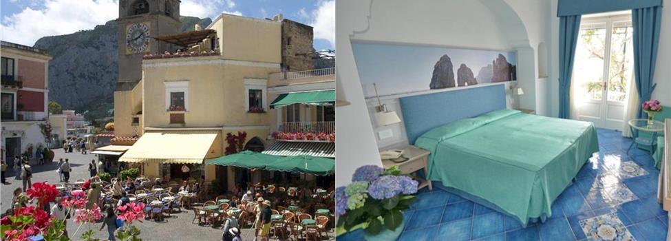 Gatto Bianco, Capri, Amalfikusten, Italien