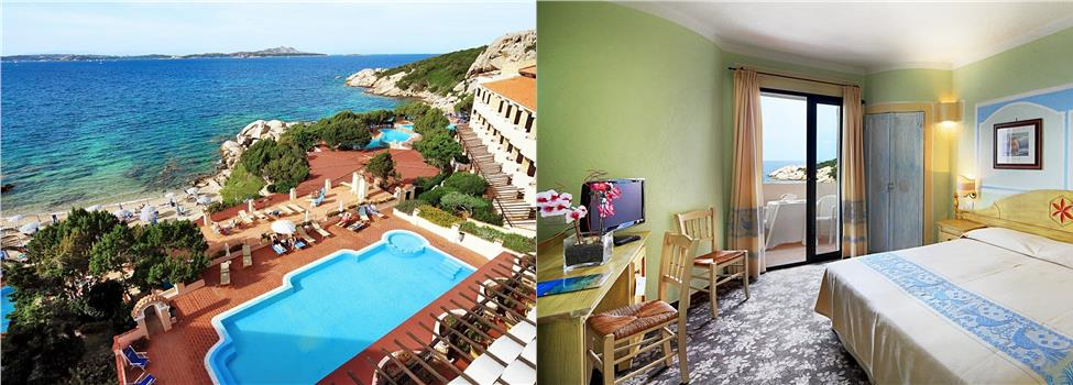 Grand Hotel Smeraldo Beach, Costa Smeralda, Sardinien, Italien
