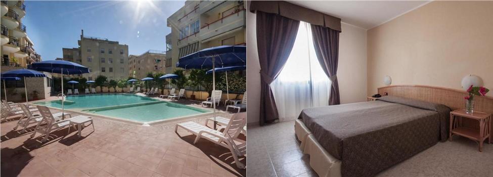 Rina Hotel, Alghero, Sardinien, Italien