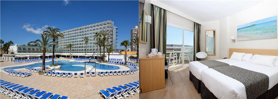 Samos Hotel, Palma Nova/Magaluf, Mallorca, Spanien