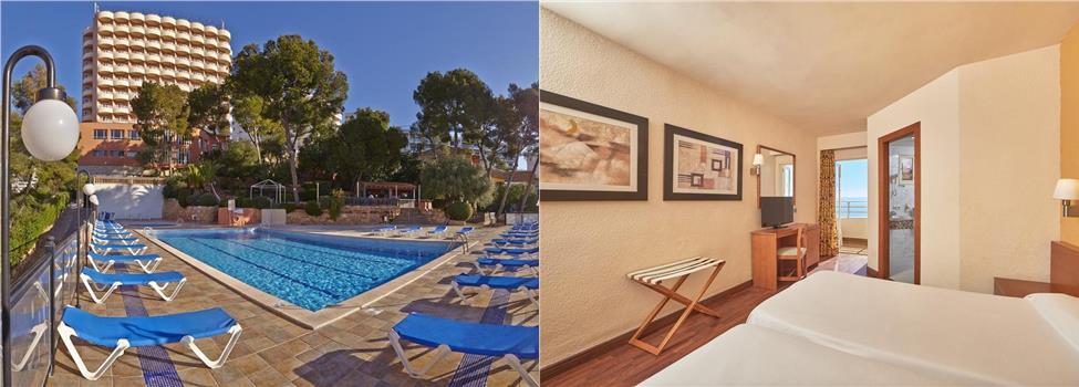 Mll Blue Bay Hotel, Cala Mayor, Mallorca, Spanien