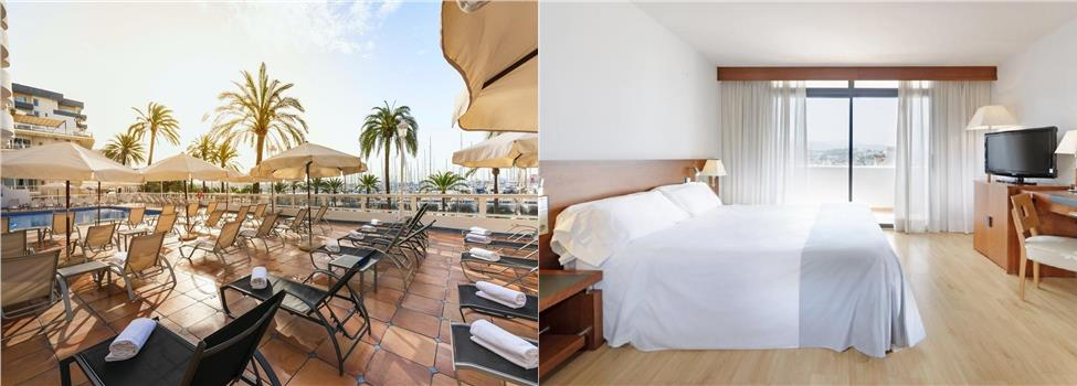 Hotel Palma Bellver managed by Melia (ex Tryp Palm, Palma stad, Mallorca, Spanien