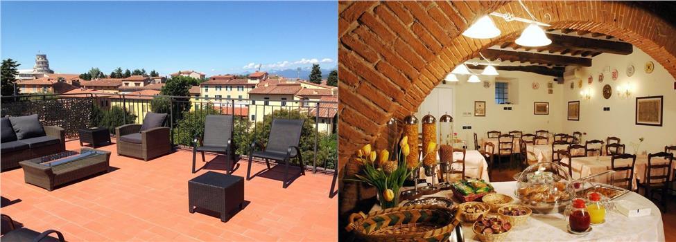 Hotel Di Stefano, Pisa, Toscana, Italien