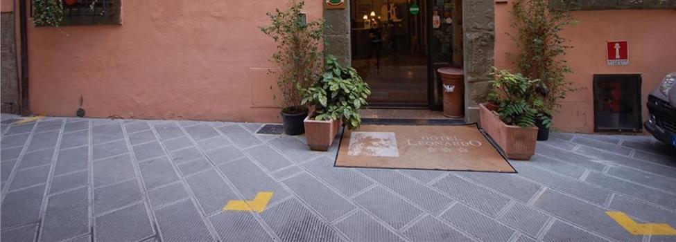 Leonardo Hotel, Pisa, Toscana, Italien