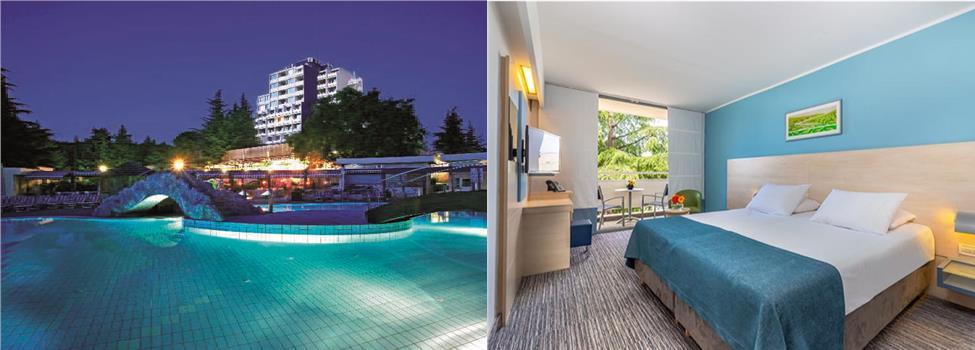 Valamar Diamant Hotel, Porec, Istrien, Kroatien