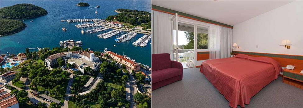 Hotel Pineta, Vrsar, Istrien, Kroatien