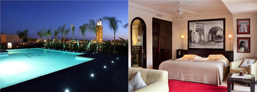 Les Jardins de la Koutoubia, Marrakech, Marocko