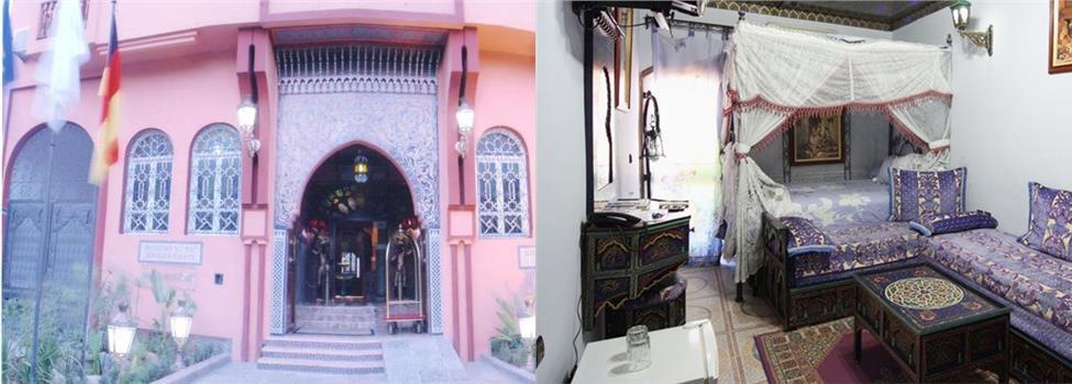 Moroccan House, Marrakech, Marocko