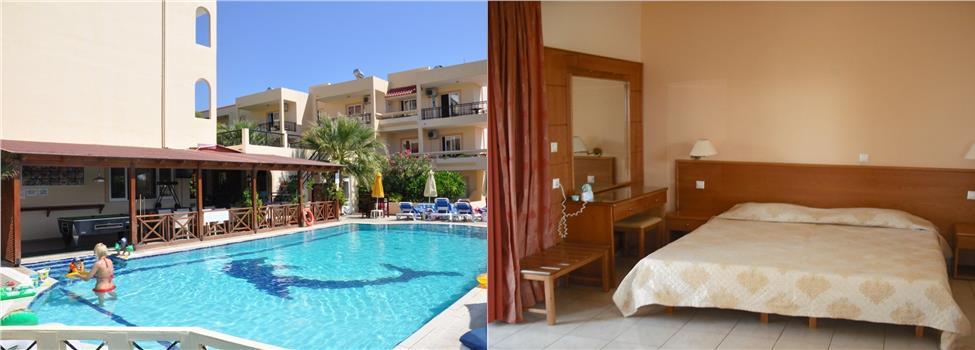 Summer Memories Apartments, Pefkos, Rhodos, Grekland