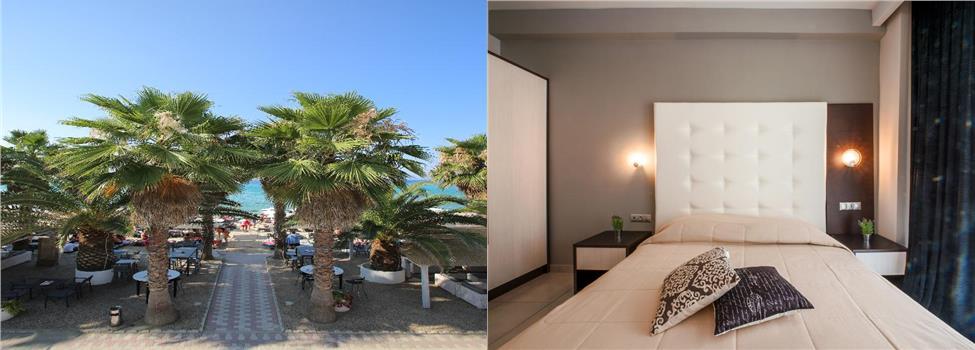 Flegra Beach Boutique Apartments, Halkidiki, Grekland