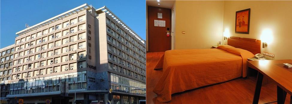 Capsis Hotel, Thessaloniki, Grekland