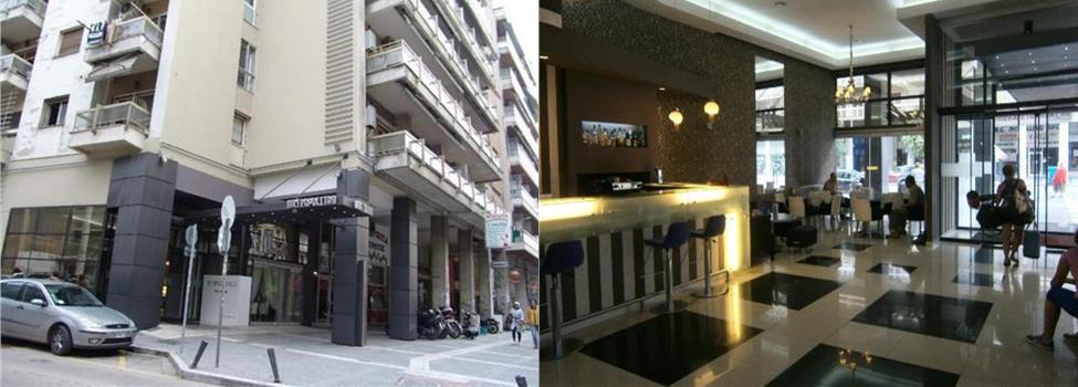 Metropolitan Hotel, Thessaloniki, Grekland