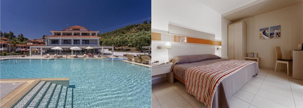 Lagomandra Beach Hotel, Halkidiki, Grekland
