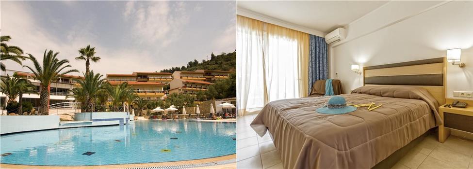 Lagomandra Hotel, Halkidiki, Grekland