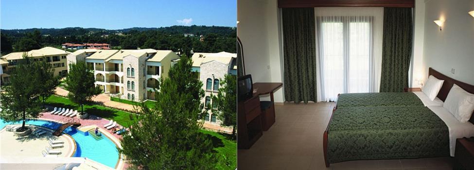 Lesse Hotel, Halkidiki, Grekland