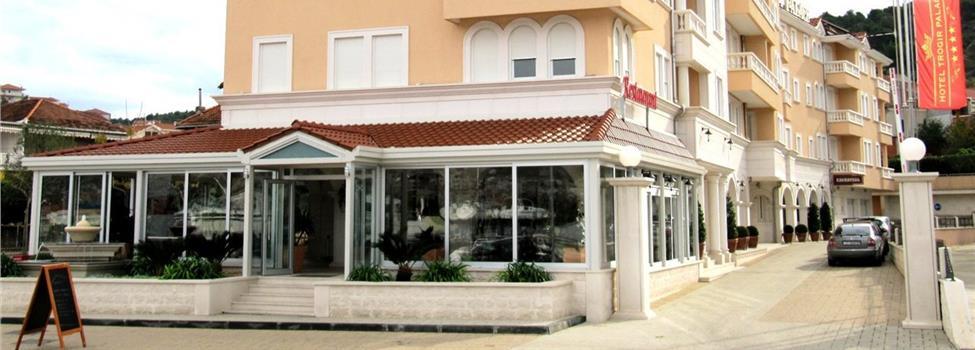 Trogir Palace Hotel, Trogir, Split-området, Kroatien