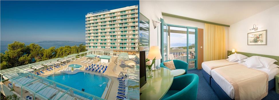 Dalmacija Sunny Hotel by Valamar (ex.Dalmacija), Makarska, Makarska rivieran, Kroatien