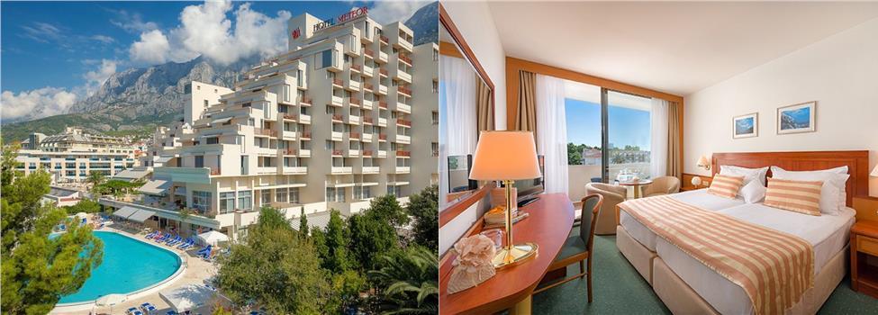 Valamar Meteor Hotel, Makarska, Makarska rivieran, Kroatien