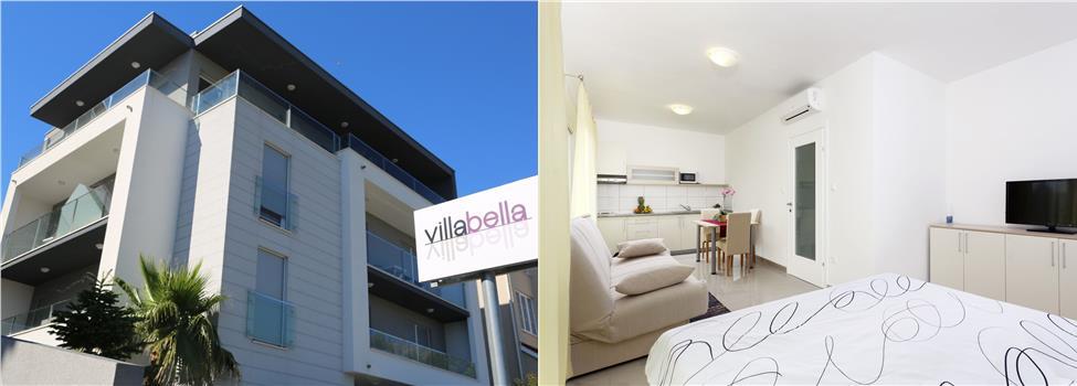 Bella Apartments, Split, Split-området, Kroatien