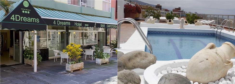4Dreams Hotel, Puerto de la Cruz, Teneriffa, Kanarieöarna
