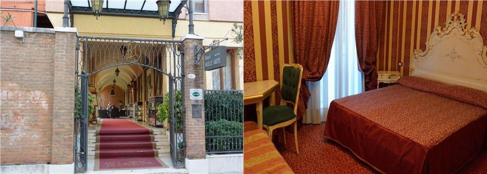 Belle Arti Hotel, Venedig, Italien