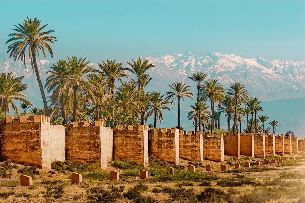 Marrakech, Marocko