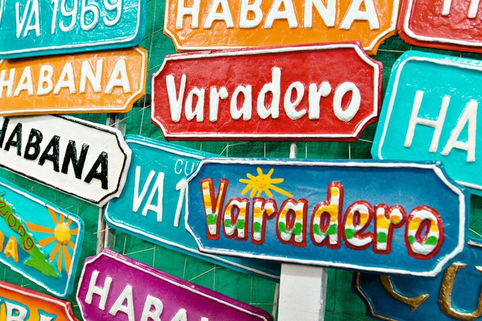 Varadero på Kuba