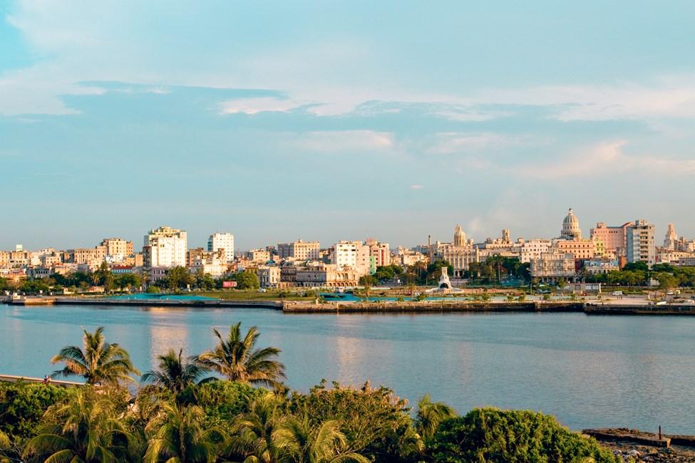 Havanna på Kuba